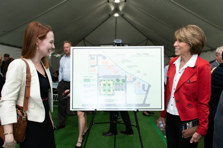 Mary's Village Breaks Ground, Set for 2020 Opening