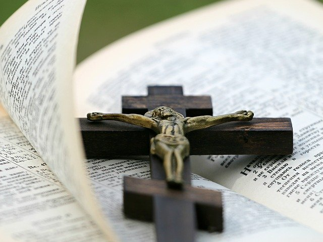 Cross Jesus Bible God Prayer Vera