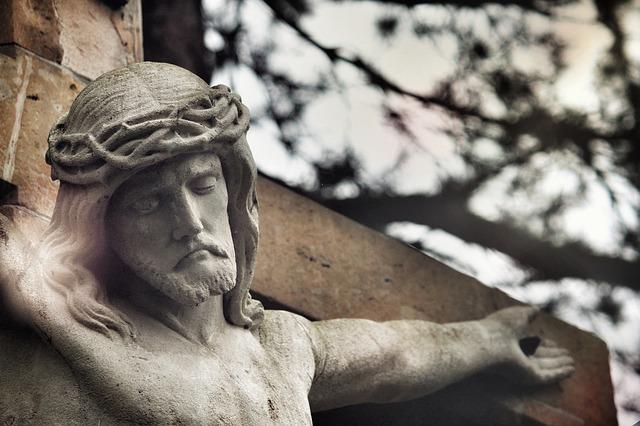 God Faith Jesus Christ Cemetery