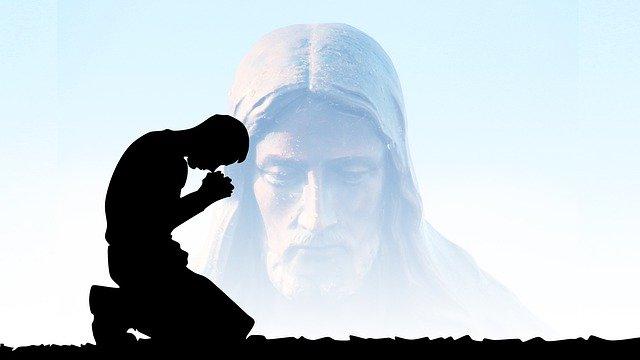 Pray Religion Faith Jesus